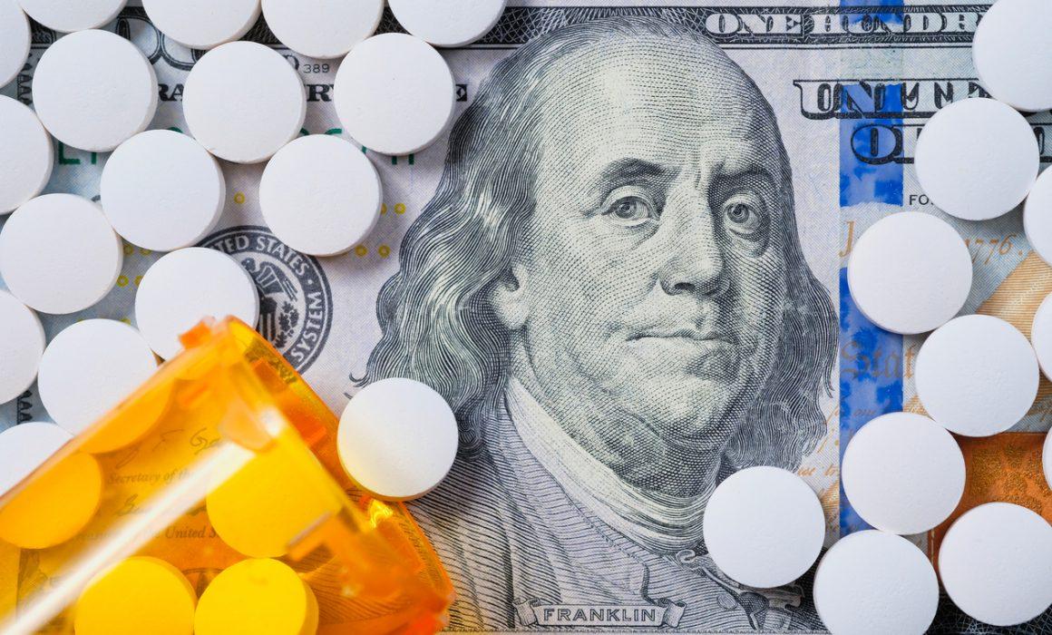 medicine drugs money